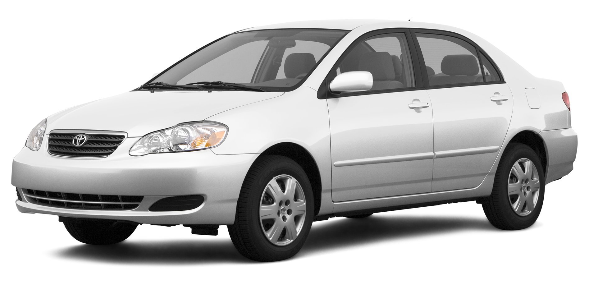 White Toyota Corolla >> Amazon Com 2008 Toyota Corolla Reviews Images And Specs