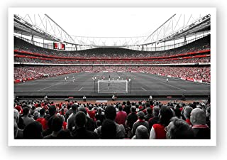 ArtsyCanvas Arsenal - Emirates (18x10 Poster)