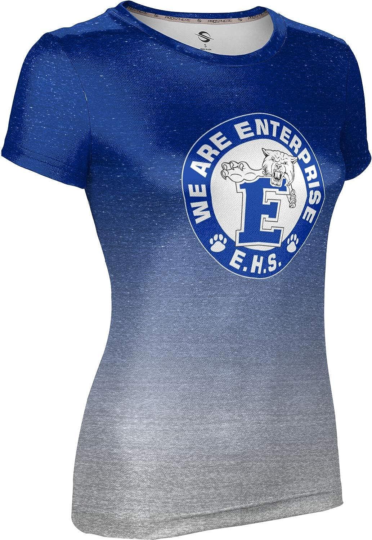 ProSphere Enterprise High School Girls' Performance T-Shirt (Ombre)