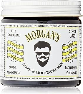 Morgan Beard and Moustache Wax, 1 Pound