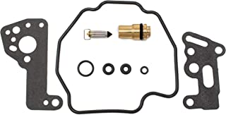 DP 0101-164 Carburetor Rebuild Repair Parts Kit Compatible with Yamaha 83 XV500 Virago 500, 90 93-00 XV535 Virago 535, 94-97 XV535S Virago 535S
