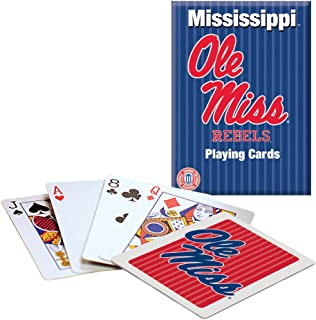 Ole Miss Playing Cards