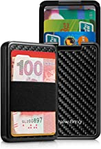 New-Bring Upgraded RFID Blocking Wallets for Men Credit Card Holder Slim Wallet