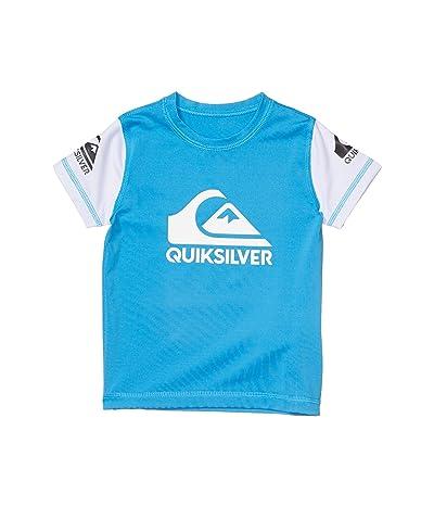 Quiksilver Kids Heats On Short Sleeve (Toddler/Little Kids) (Blithe) Boy