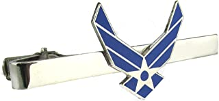U.S.A.F. Wing Logo Tie Bar - Air Force Tie Clasp