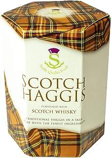 Tradicional Escocés Haggis Scotch con Sabor a Whisky
