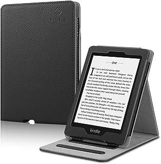 Fintie for Amazon Kindle Paperwhite ケース Kindle Paperwhite 2018 第10世代 用 直立スタンド 保護カバー マルチ視角 オートスリープ機能付き Amazon Kindle Paperw...