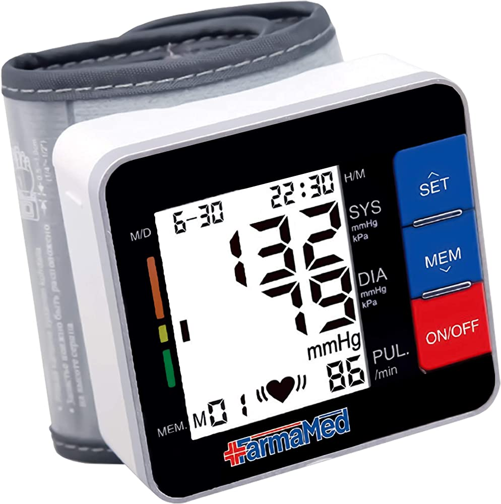 Farmamed, misuratore pressione arteriosa sanguigna,digitale 5425