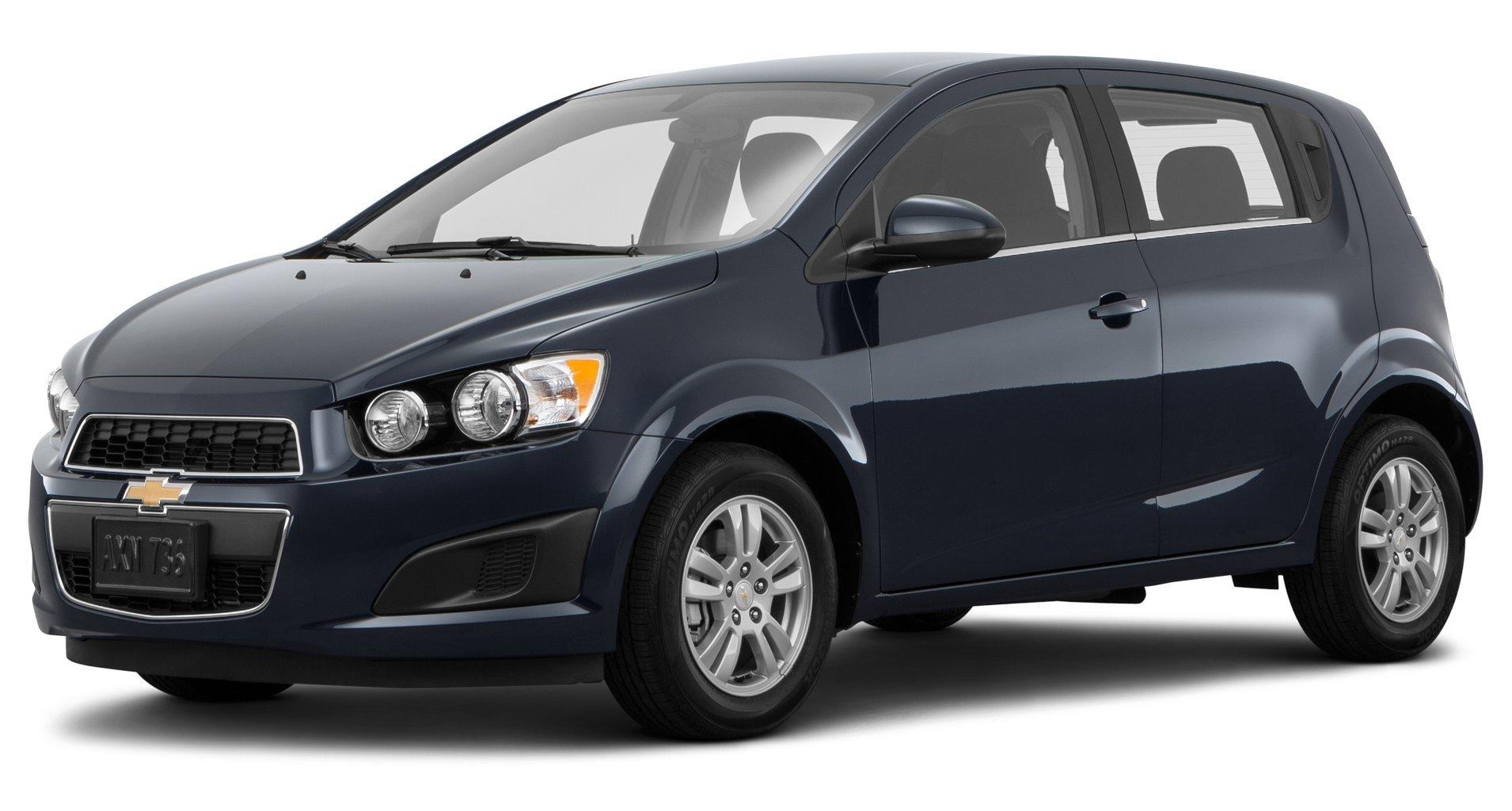 ... 2016 Chevrolet Sonic LTZ, 5-Door Hatchback ...