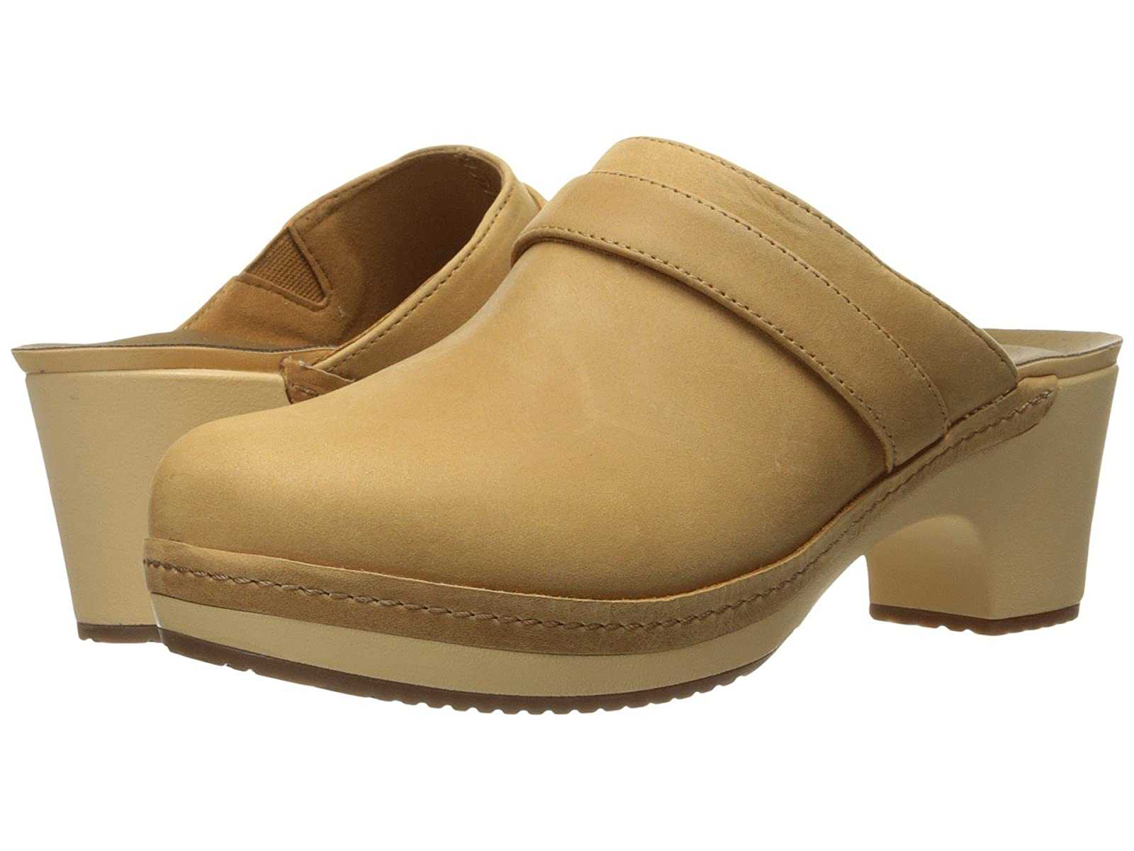 Crocs Sarah Leather ClogCheap and distinctive eye-catching shoes