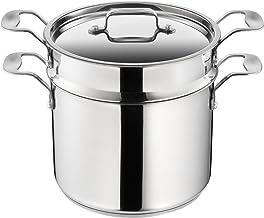 Tefal Italian Jamie Oliver Pasta Pot, Stainless Steel