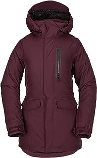 Volcom Women's Shelter 3D Stretch Snow Jacket