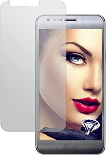 mtb more energy® skyddsglas för LG X Cam (K580, 5,2 tum) – Tempered Glass Protector skyddsfolie glasfolie