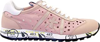 PREMIATA Luxury Fashion Womens LUCY4639 Pink Sneakers | Spring Summer 20