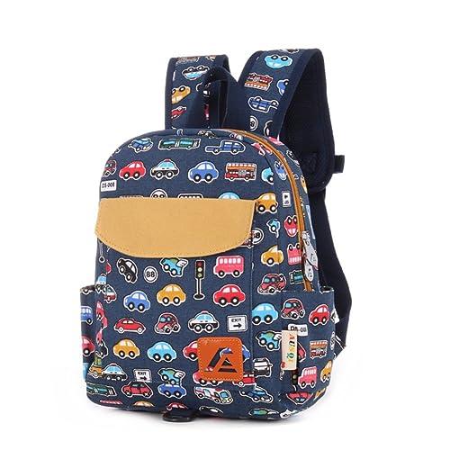 f158c294538b BAOSHA Cute Children s Mini Backpack Print Canvas Rucksack Baby Kids  Children Toddler School Backpack Bag for