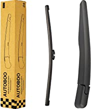 AUTOBOO For Ford Explorer 2011-2018,Ford Escape 2013-2017,Lincoln MKX 2016-2017,Rear Windshield Wiper Arm Blade Set.OE:BB5Z17526C