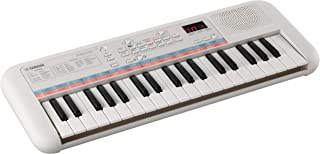 Yamaha Digital Keyboard Remie PSS-E30, Tastiera Digitale per Bambini Portatile e Leggera, Con 37 Mini Tasti e Funzioni di ...