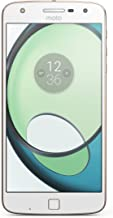 Motorola Moto Z Play 32GB XT1635-02 SIM-Free 4G/LTE Single-SIM Smartphone - International Version with No Warranty (White/Gold)