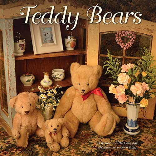 Teddy Bears 2019 Square Wyman