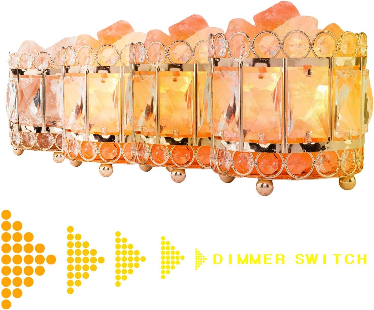 Chassez la d/éprime,LED Lampe de Bien-/êtres luminosit/é et temp/érature r/églables,Dimmable 3 Leve upport pour la maison//bureau Lampe de luminoth/érapie SAD 10000 lux