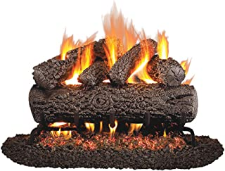 Peterson Real Fyre 18 Inch Post Oak Gas Logs Only No Burner