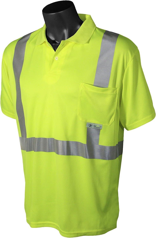 Radians ST12-2PGS-XL Cheap bargain Industrial Safety Sleeve Multi Short Dallas Mall Shirt