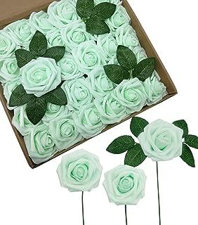 Best mint green flowers Reviews