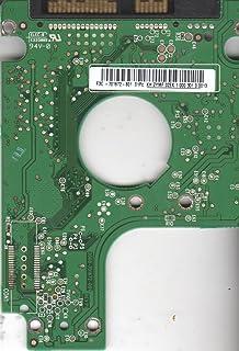 WD1600BEVT-22A23T0, 2061-701672-801 01Pc, WD SATA 2.5 Tarjeta Lógica (PCB) de la Unidad