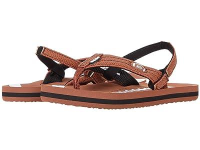 Reef Kids Ahi Sports (Infant/Toddler/Little Kid) (Gridiron) Boys Shoes