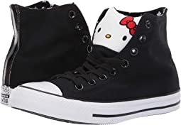 cbcb516a6dc809 Black Fiery Red White. 6. Converse. Hello Kitty® Chuck Taylor All ...