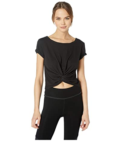 FP Movement Run in The Sun Solid Tee (Black) Women
