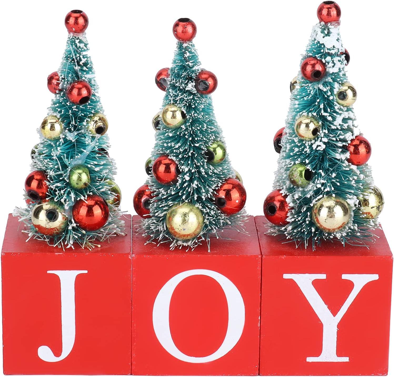 EVTSCAN Christmas Tree Ornament Cute Mini Popular Excellent brand in the world Desktop