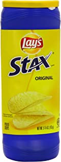 Lay's Stax Original Potato Chips, 163g