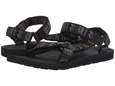 Teva Original Universal (Pottery Black Multi) Men