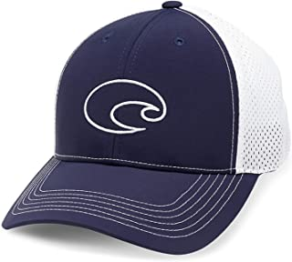 Structured Performance Logo Hat, Navy