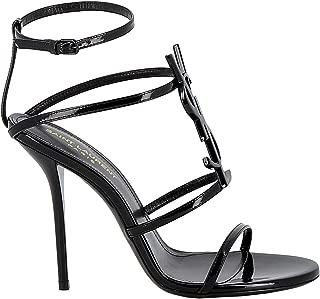 SAINT LAURENT Luxury Fashion Womens 5358150NPVV1000 Black Sandals | Fall Winter 19