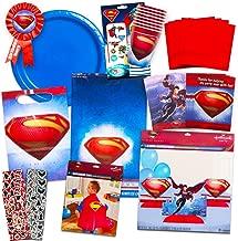 Best batman v superman birthday party supplies Reviews