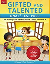 Gifted and Talented NNAT Test Prep: NNAT2 / NNAT3 Level A and Level B – For Kindergarten and First Grade PDF