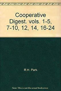 Cooperative Digest. vols. 1-5, 7-10, 12, 14, 16-24 (1940-1964)
