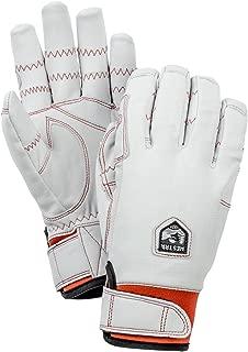 Hestra Outdoor Work Gloves: Ergo Grip Riding Cold Weather Gloves