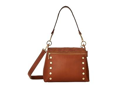 Hammitt Bryant Medium (Arches/Arches Buffed/Brushed Gold) Handbags