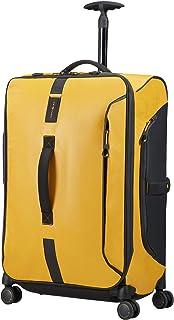 Samsonite Paradiver Light - Bolsa de Viaje, M (67 cm - 80 L), Amarillo (Yellow)