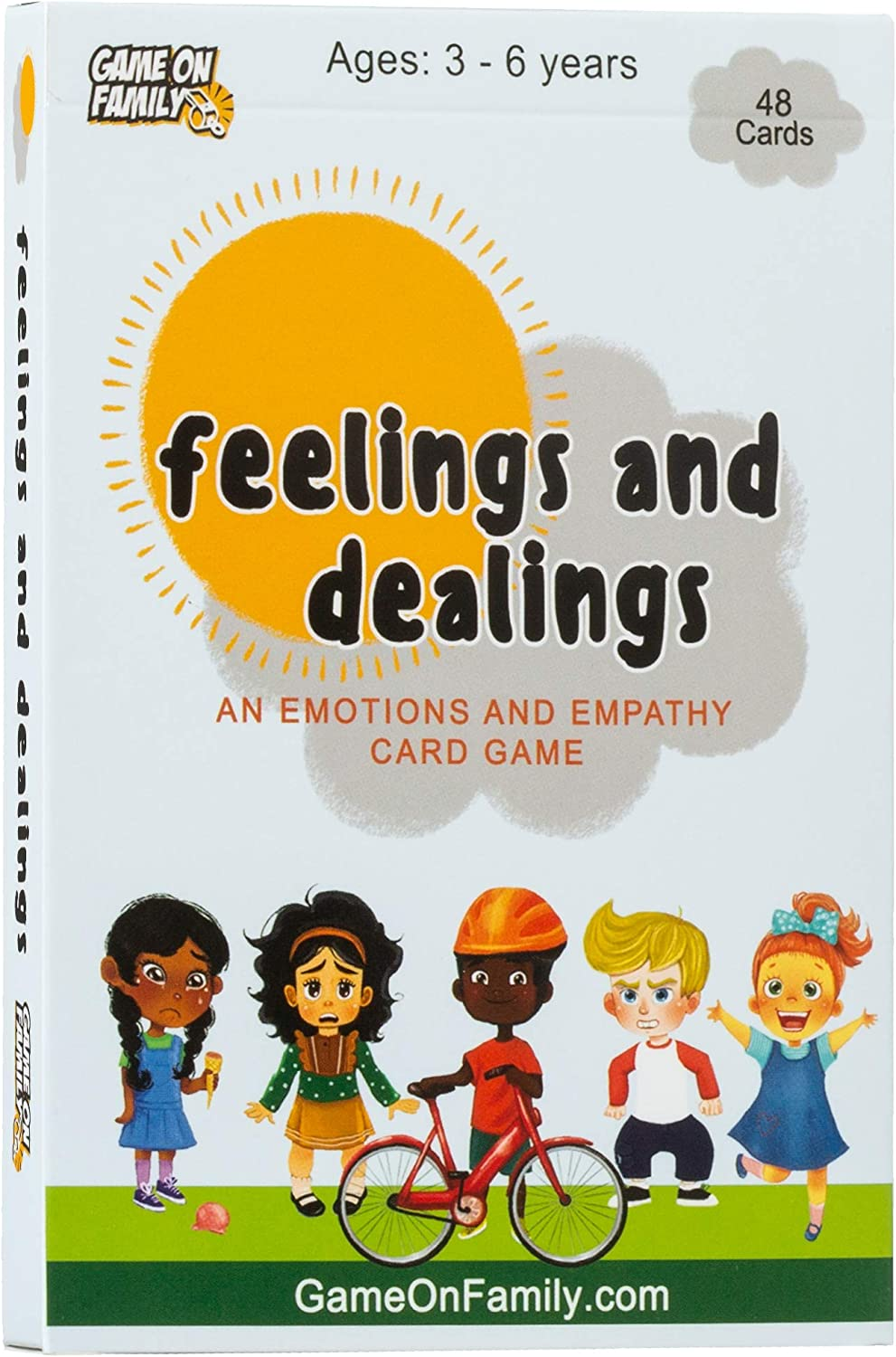 Feelings and Dealings  an Emotions and Empathy Card Game