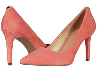 MICHAEL Michael Kors Dorothy Flex Pump (Pink Grapefruit) Women