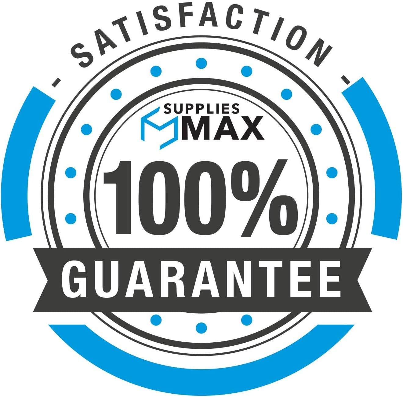 SuppliesMAX Remanufactured Replacement for HP DesignJet T610/T770/T790/T1100/T1120/T1200/T1300/T2300 Yellow High Yield Wide Fomat Inkjet (130 ML) (NO. 72) (C9400A)