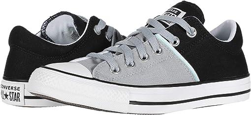 Black/Wolf Grey/White