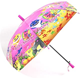 Children Umbrella Watermelon Kids Umbrellas Cartoon Ladybug Umbrella Cute Animals Girl Umbrellas,BabysharkRose
