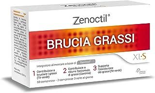 Xls Zenoctil Fat Burner Food Supplement 60 Tablets