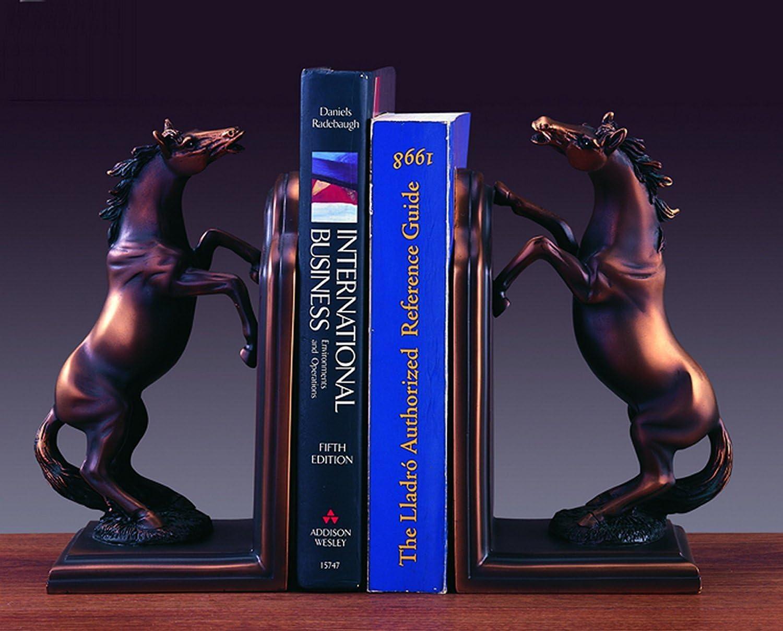 Horse Rare Bookends Finally popular brand