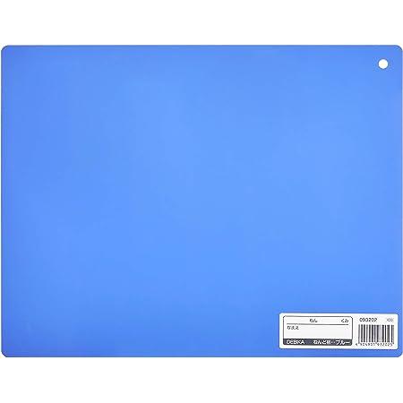 デビカ 工作 ねんど板 ブルー 093202